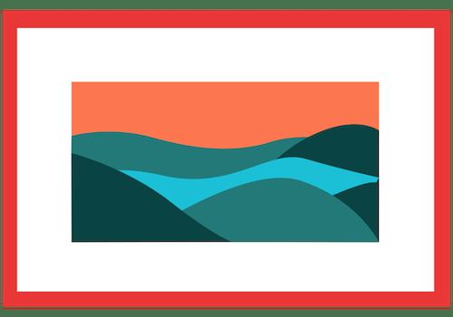 Horizontal Painting 3