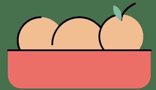 Oranges Bowl