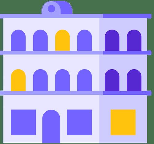 Medium Building 3